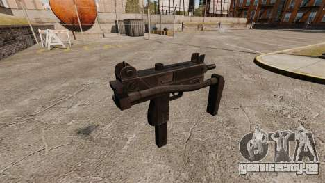 Пистолет-пулемёт Ingram MAC-10 для GTA 4 второй скриншот