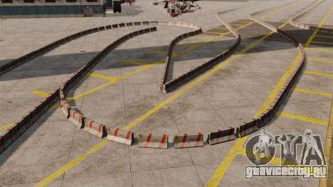 Airport RallyCross Track для GTA 4 четвёртый скриншот