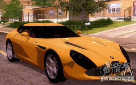 Alfa Romeo TZ3 2011 для GTA San Andreas