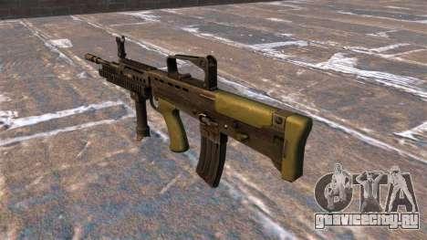 Автомат L85A2 для GTA 4 второй скриншот