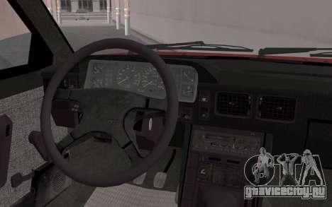 FSO Polonez Caro 1.4 GLI 16V для GTA San Andreas вид справа