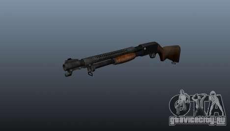 Ружьё M1897 Trenchgun для GTA 4