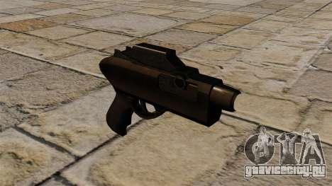 Пистолет Desert Eagle компактный для GTA 4
