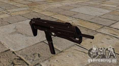 Пистолет-пулемёт HK MP7 для GTA 4