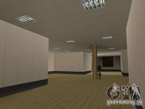 Новые текстуры интерьера Мэрии для GTA San Andreas седьмой скриншот