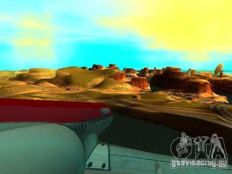 ENBSeries with View Distance для GTA San Andreas шестой скриншот
