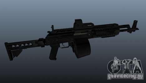 Автомат AK-47 Tactical Gunner для GTA 4 третий скриншот