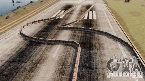 Airport RallyCross Track для GTA 4 третий скриншот