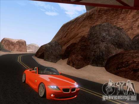 BMW Z4 Edit для GTA San Andreas