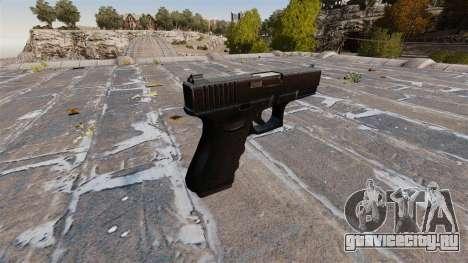 Самозарядный пистолет Glock 19 для GTA 4 второй скриншот