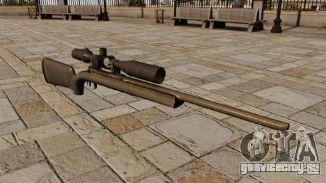 Снайперская винтовка M24 для GTA 4