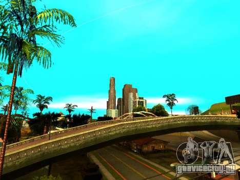 ENBSeries with View Distance для GTA San Andreas четвёртый скриншот