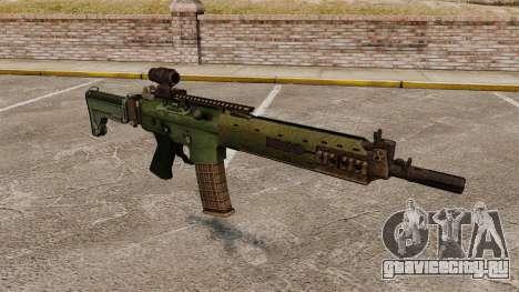 Автоматический карабин Ak5C для GTA 4
