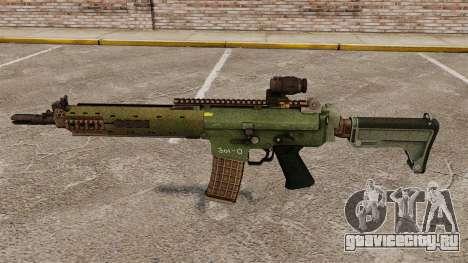 Автоматический карабин Ak5C для GTA 4 третий скриншот