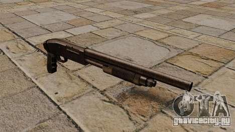 Помповое ружьё Mossberg 500 для GTA 4