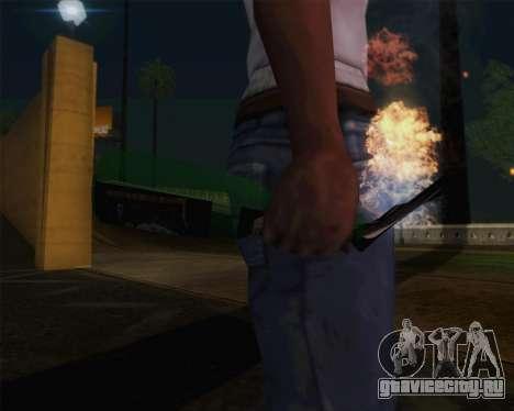 Шампанское для GTA San Andreas третий скриншот