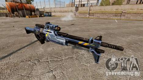 Снайперская винтовка Mass Effect для GTA 4