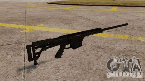 Снайперская винтовка Barrett M98B для GTA 4 второй скриншот
