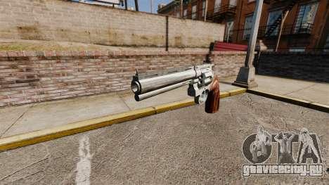 Револьвер Colt Python для GTA 4