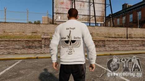 Иранский свитер для GTA 4 второй скриншот