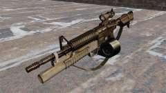 Автоматический карабин M4 C-Mag