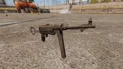 Пистолет-пулемёт MP 40 для GTA 4