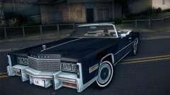 Cadillac Eldorado 1978 Convertible для GTA San Andreas
