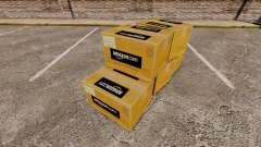 Новые логотипы на коробках