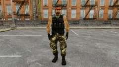 Южноамериканский террорист Guerilla для GTA 4