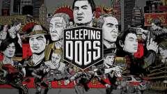 Загрузочные экраны Sleeping Dogs