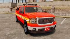 GMC Sierra 2500HD 2010 FDNY [ELS]