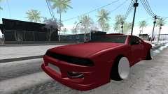 Tuned Elegy для GTA San Andreas