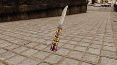 Нож дракона