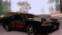 Покрасочная работа для Elegy для GTA San Andreas