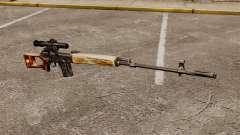 Снайперская винтовка Драгунова v1