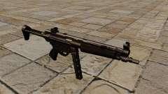 Пистолет-пулемёт MP5 чёрный сталкер