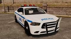 Dodge Charger 2012 LCPD [ELS] для GTA 4