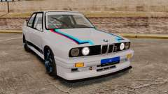 BMW M3 1990 Race version
