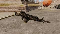 Ручной пулемёт FN Mk 46
