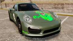 Porsche 911 Turbo 2014 [EPM] Ghosts
