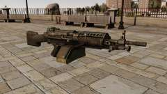 Ручной пулемёт M249