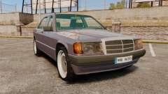 Mercedes-Benz E190 W201