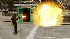 Взрывающиеся пули для GTA 4