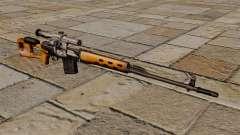 Снайперская винтовка Драгунова S.T.A.L.K.E.R.