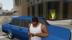 Посмотреть время на наручных часах для GTA San Andreas
