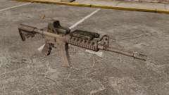 Автомат M4 SOPMOD v3