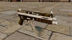 Пистолет-пулемёт MP5 Head Crusher