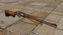 Помповое ружье Remington