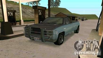 Bobcat XL из GTA 5 для GTA San Andreas