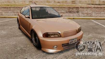 Sentinel RS для GTA 4